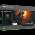 Игровая консоль Xbox One X 1 ТБ + Shadow of the Tomb Raider (CYV-00106)