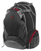 HP Full Featured Backpack (F8T76AA) Black Рюкзак 17.3