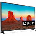 Телевизор LG 43UK6200PLA, 4K Ultra HD, черный