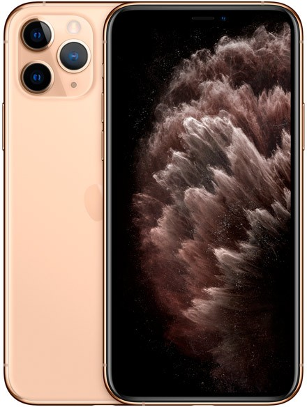 Смартфон Apple iPhone 11 Pro 512Gb Gold Золотистый MWCF2RU/A