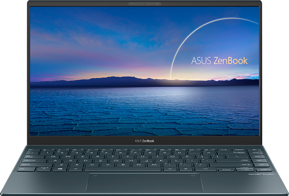 "Ноутбук Asus Zenbook 14 UM425IA-AM063T AMD Ryzen 7-4700U/16G/1Tb SSD/14"" FHD IPS AG/AMD Radeon Graphics/WiFi/BT/Win10 + чехол 90NB0RT1-M01270"