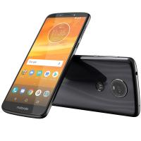 "Смартфон Motorola XT1924 E5 Plus XT1924-1 32Gb Gray  (PABA0023RU) /4хSnap 425 (1.4Ghz)/3Gb/32Gb/IPS 6"" 1440*720/(12)Mp +(5)Mp//5000 mAh/200g./And 8.0"