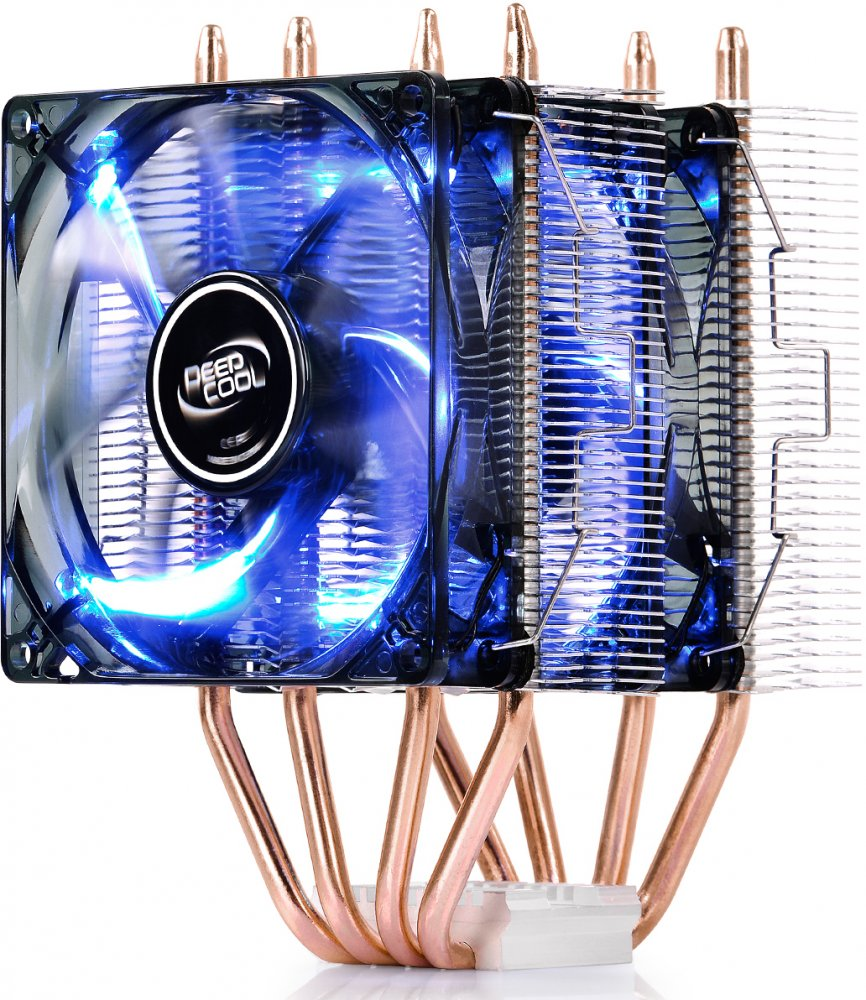 Кулер DeepCool FROSTWIN LED (v2.0)