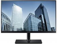 "Монитор 27"" Samsung S27H850QFI черный PLS 2560x1440 350 cd/m^2 4 ms HDMI DisplayPort VGA"
