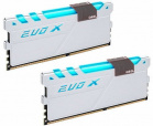 Оперативная память 16Gb DDR4 2400MHz GeIL EVO X White (GEXG416GB2400C16DC) (2x8Gb KIT)