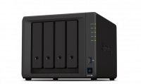 Сетевое хранилище SYNOLOGY DS920+ QC2GhzCPU/4Gb(upto8)/RAID0,1,10,5,6/up to 4hot plug HDDs SATA(3,5' or 2,5')(up to 9 with DX517)/2xUSB3.0/2GigEth/iSCSI/2xIPcam(up to 40)/1xPS/3YW (repl DS918+)