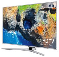 Samsung 49'' UE49MU6400UXRU/UHD/6 Series/Ultra HD (3840x2160)/Ultra Clear/PQI 1500/SMART TV/Wi-Fi/3xHDMI/2xUSB/Silver