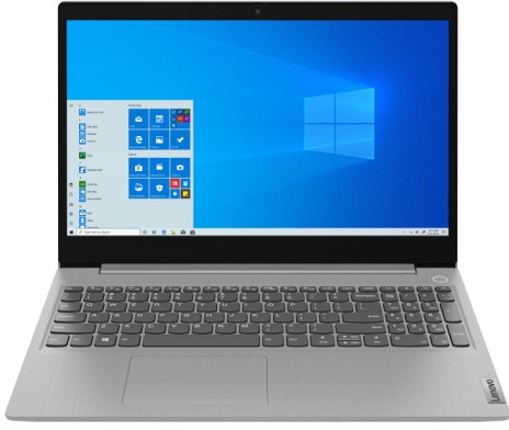 "Ноутбук Lenovo IdeaPad IP3 15ARE05 Ryzen 3 4300U/8Gb/256Gb SSD/AMD Radeon Vega 3/15.6"" IPS FHD/noOS/grey 81W40032RK"