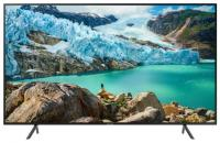 "Телевизор LED Samsung 50"" UE50RU7100UXRU 7 черный/Ultra HD/200Hz/DVB-T2/DVB-C/DVB-S2/USB/WiFi/Smart TV (RUS)"