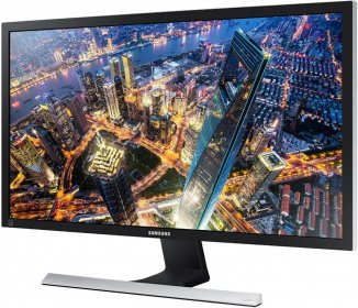 Монитор Samsung U28E590D 3840x2160 TN WLED 60Гц 1ms FreeSync HDMI DisplayPort