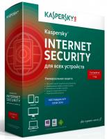 Kaspersky Internet Security Multi-Device Russian Ed. 5-Device 1 year Base Box