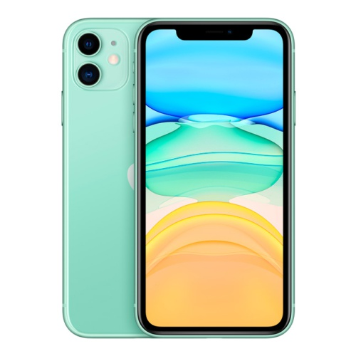 "Смартфон Apple MWMD2RU/A iPhone 11 256Gb зеленый моноблок 3G 4G 1Sim 6.1"" 1792x828 iPhone iOS 13 12Mpix 802.11ax NFC GPS GSM900/1800 GSM1900 TouchSc Ptotect MP3"