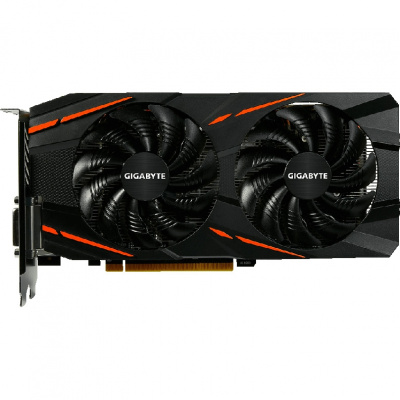 Видеокарта GIGABYTE Radeon RX 580 1355Mhz PCI-E 3.0 8192Mb 8000Mhz 256 bit HDMI DVI-D Display Port Gaming MI oem (GV-RX580GAMING-8GD-MI)