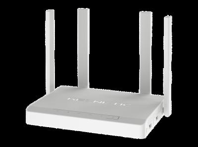 Роутер Keenetic Giga (KN-1011) 802.11ax 2.4/5ГГц 1775Mbps AX1800 5xGbLAN