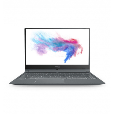 "Ноутбук MSI Modern 15 A10RAS-272RU Core i7 10510U/16Gb/SSD512Gb/nVidia GeForce MX330 2Gb/15.6""/IPS/FHD (1920x1080)/Windows 10/black/WiFi/BT/Cam"